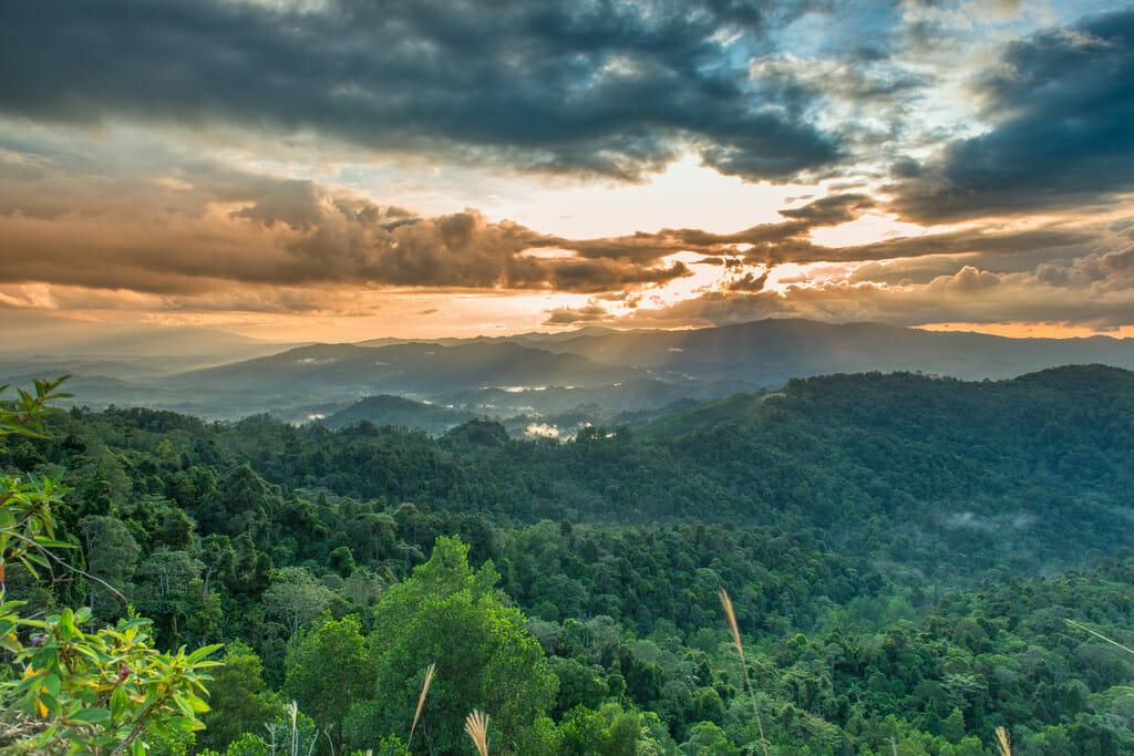 Wisata Bukit Layang Gorontalo