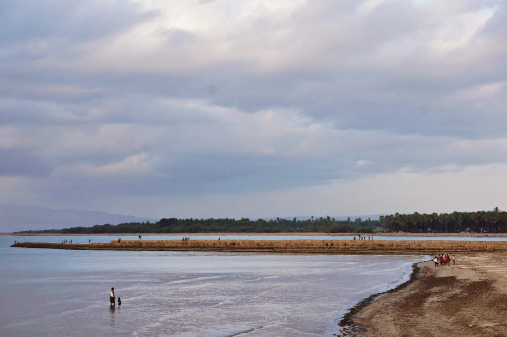 Wisata Kupang NTT Pantai Batu Nona