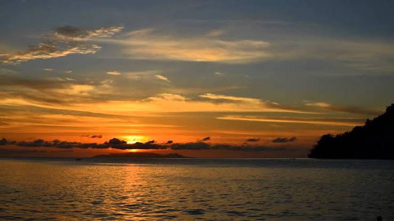 Wisata Sulawesi Tengah Pantai Talise
