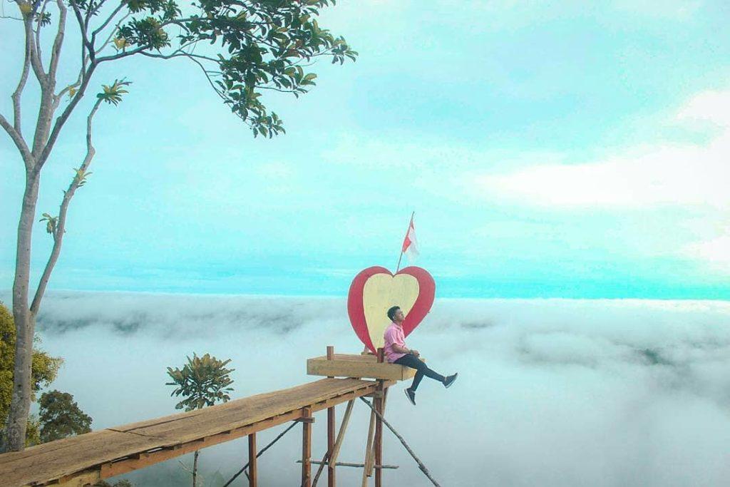 Wisata Jambi Bukit Ngarau Merangin