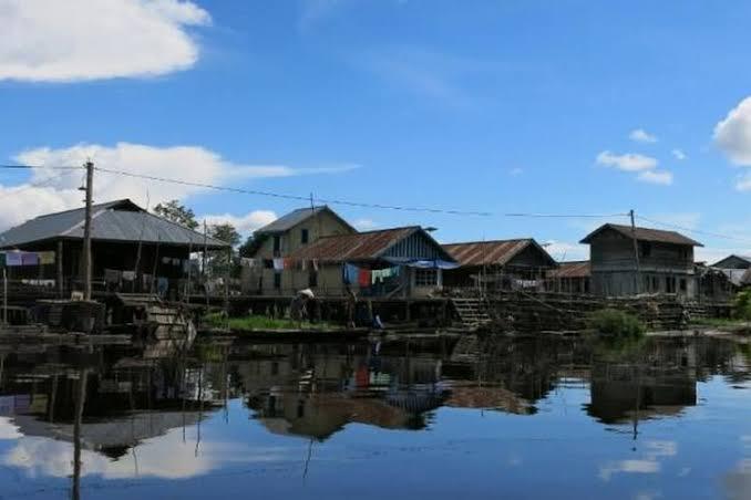 Wisata Dusun Wisata Meliau, Kapuas Hulu, Kalimantan Barat