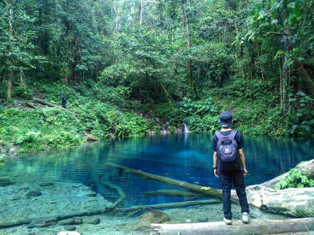 Wisata Jambi Danau Kaco