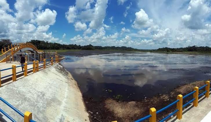 Wisata Samarinda Waduk Benanga