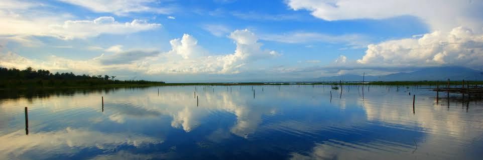 Wisata Gorontalo Danau Limboto