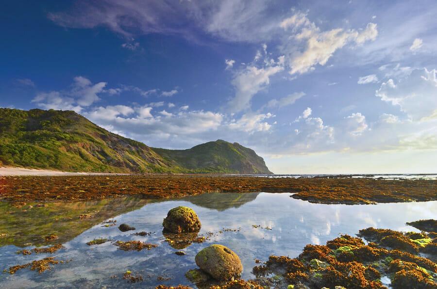 Wisata Sumbawa NTB Pantai Rantung