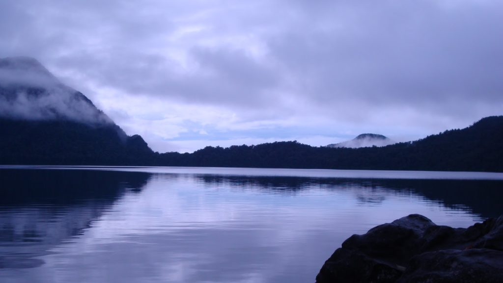 Wisata Jambi Danau Gunung Tujuh