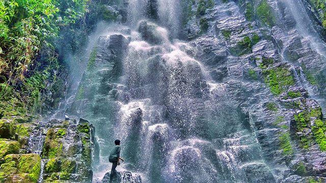 Wisata Lampung Air Terjun Ciupang