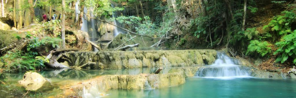 Wisata Sumbawa NTB Air Terjun Mata Jitu