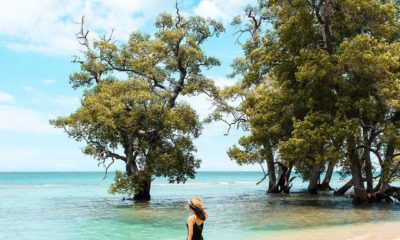 Wisata Aceh Pantai Lhok Mee