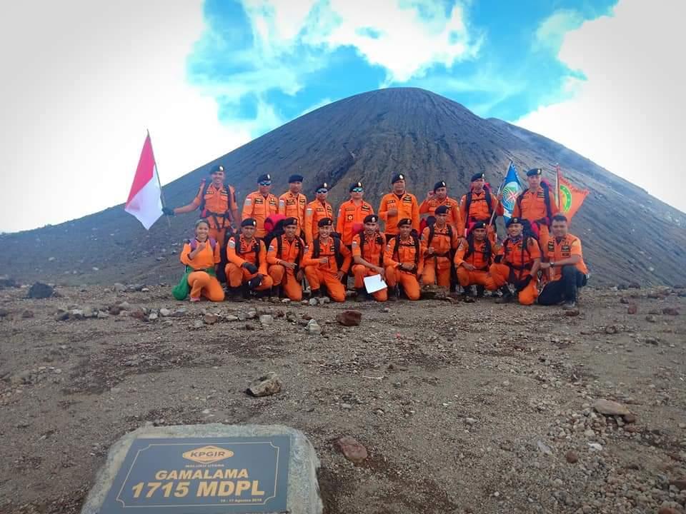 Wisata Alam Gunung Gamalama