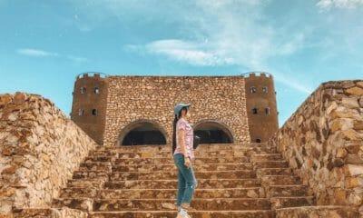 Wisata Gorontalo Benteng Ulanta