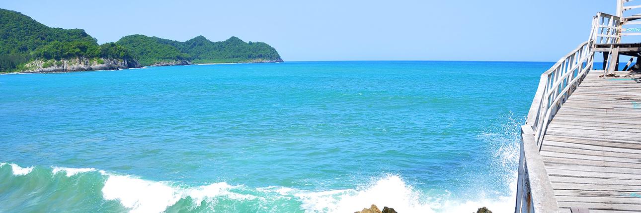 6 Pantai Lhoknga turisindo Indonesia Kaya
