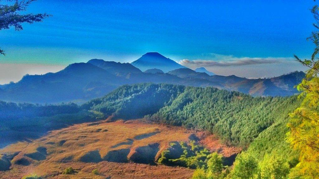 Wisata Lampung Bukit Pangonan