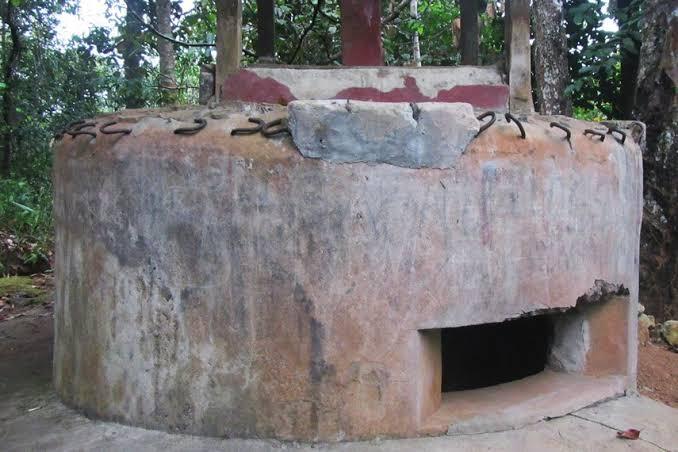 Wisata Pos Intai Bukit Vandering, Bengkayang, Kalimantan Barat