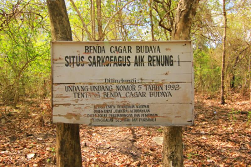 Wisata Sumbawa NTB Situs Aik Renung