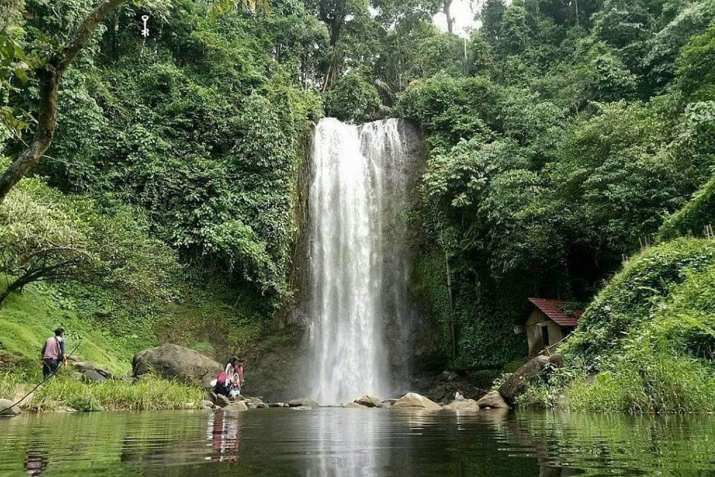 Wisata Jambi Air Terjun Renah Sungai Besar