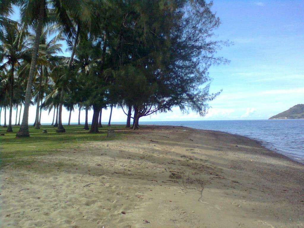 Wisata Gorontalo Pantai Taula'a Bilato