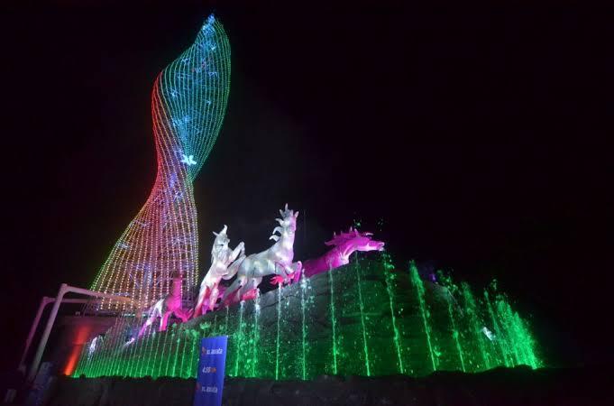Wisata Samarinda Taman Samarendah