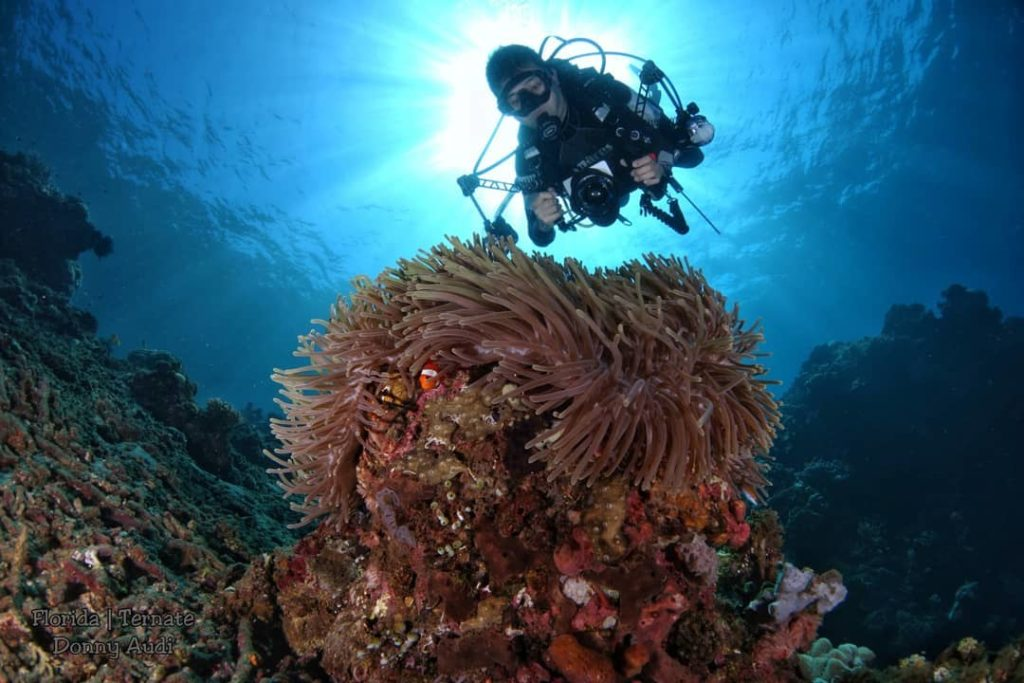 Wisata Maluku Utara Talaga Nita