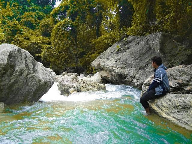 Wisata Sulawesi Tengah Air Terjun Sampala