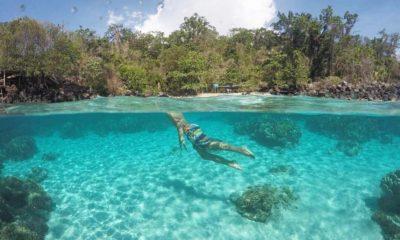 Wisata Maluku Utara Pantai Jikomalamo
