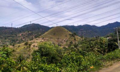 Tempat Wisata Bukit Teletubbies Banten Indonesia