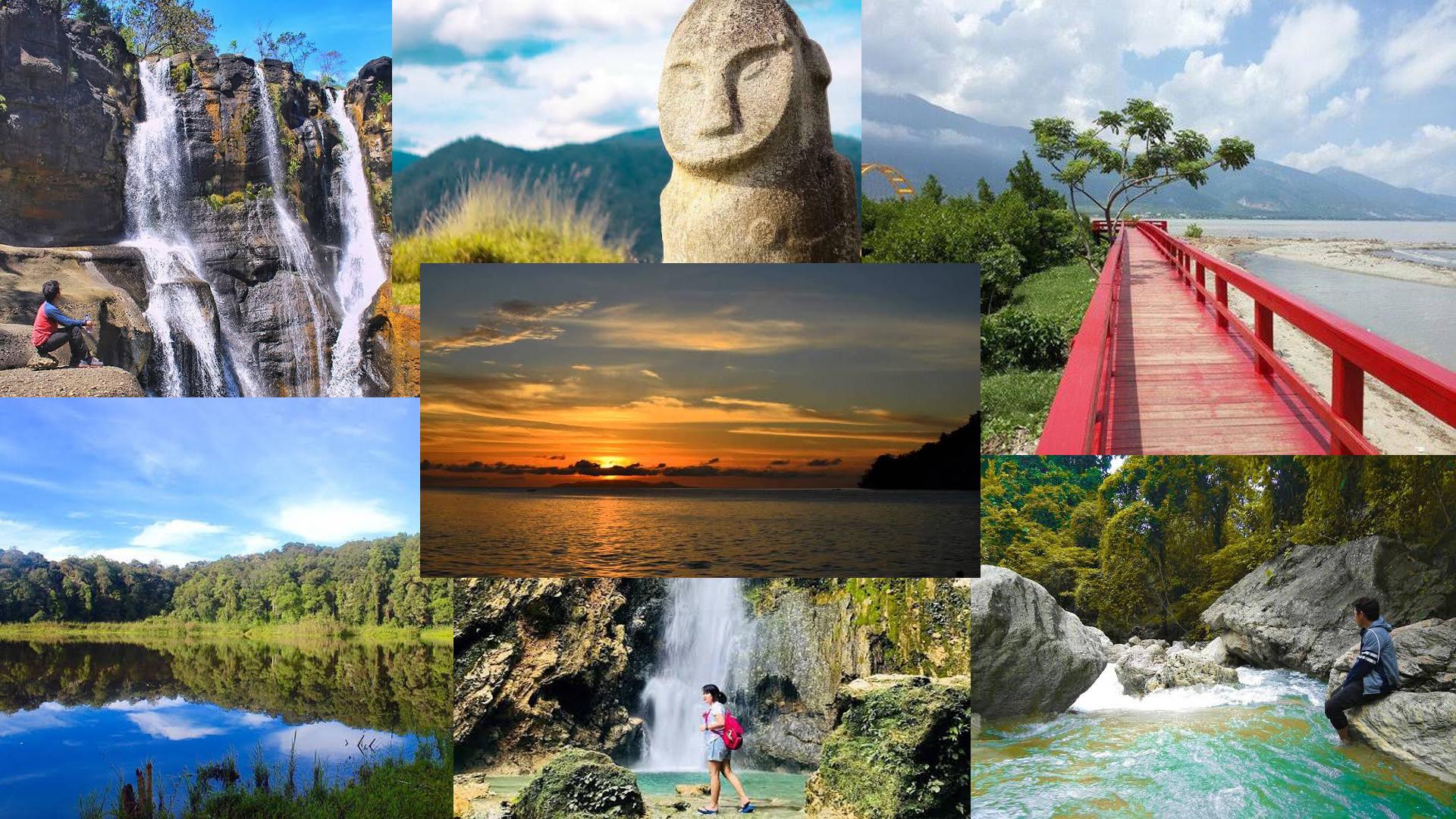 Destinasi Wisata di Sulawesi Tengah yang Wajib Kamu Kunjungi