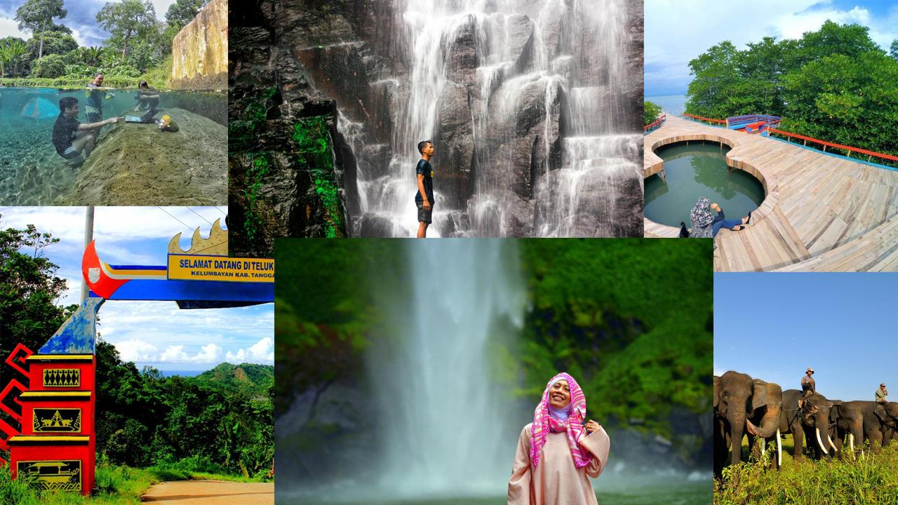 Tempat Wisata Terfavorit di Provinsi Lampung
