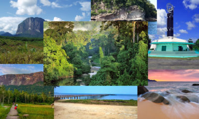 Tempat Wisata Tersembunyi di Kalimantan Barat