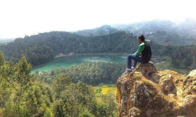 Wisata Batu Pandang Dieng