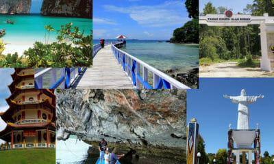 Rekomendasi Tempat Wisata di Papua Barat
