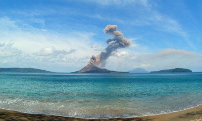 Wisata Anak Gunung Krakatau, Jawa Barat