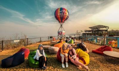 Destinasi Wisata di Yogyakarta, Jawa Tengah, Indonesia