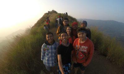 Puncak Gunung Batu Jonggol, Jawa Barat