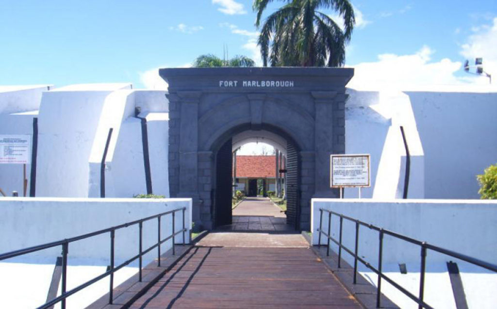 Benteng Marlborough, photo by Duta Warta