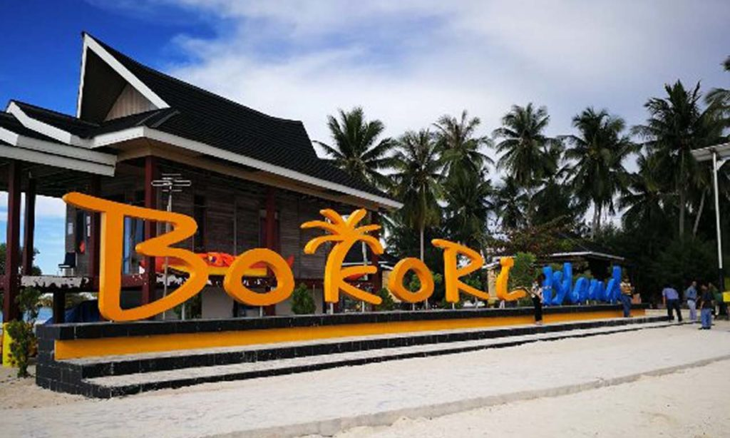 Pulau Bokori, photo by tripadvisor