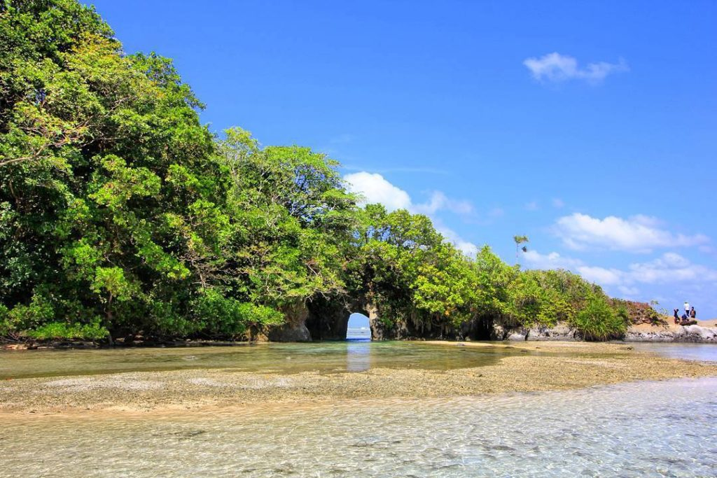 Pulau Enggano, photo by Pedoman Bengkulu
