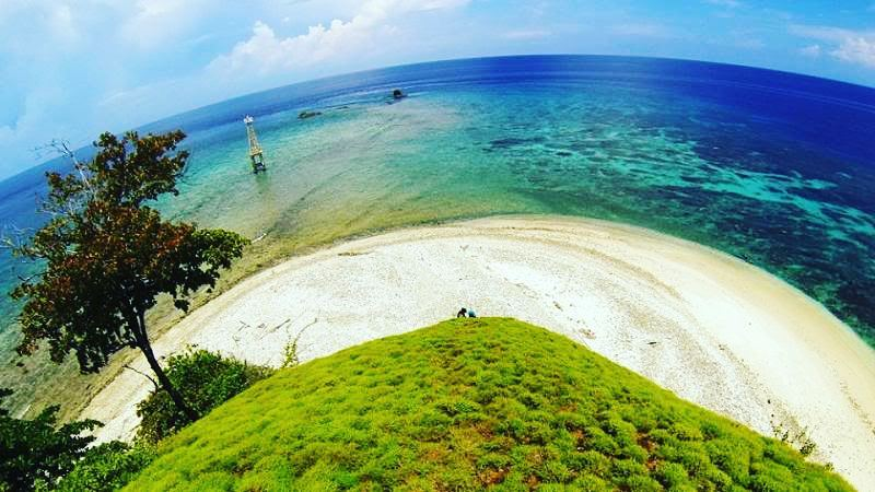Taman Laut Tumbak, photo by Phinemo