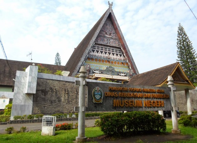 Museum Negeri Sulawesi Utara, photo by trapedia