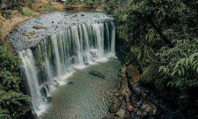 Air Terjun Terpopuler di Sumatera Selatan