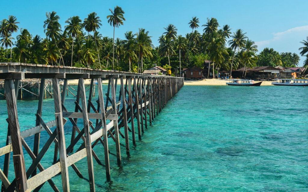 Pulau Derawan, photo by Pesona Indonesia