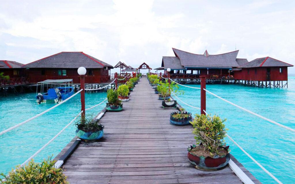 Pulau Derawan, photo by Warta Wisata