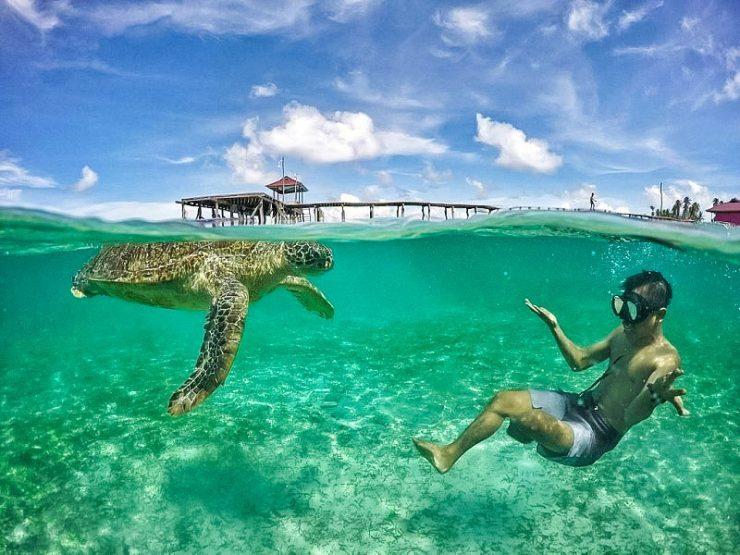 Pulau Maratua, photo by I Am Indonesia