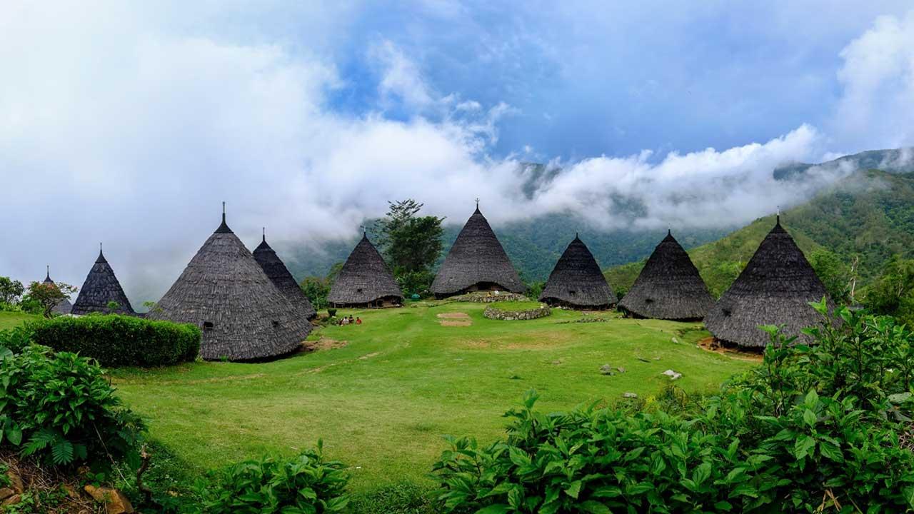 Desa Wae Rebo, Kalimantan Timur